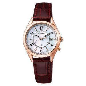 セイコー 腕時計 レディース 電波ソーラー ルキア SSQV078 78,0 blessyou