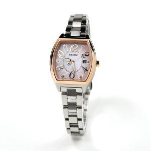 セイコー腕時計 レディース ルキア SSVN026 42000 blessyou
