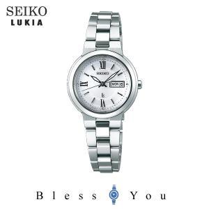セイコー腕時計 レディース ルキア ソーラー  SSVN029 37,0|blessyou