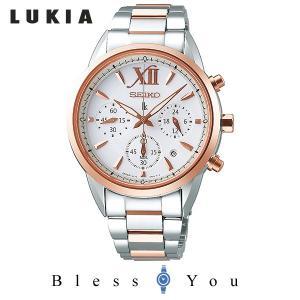 セイコー 腕時計 レディース ソーラー ルキア SSVS040 42,0 blessyou