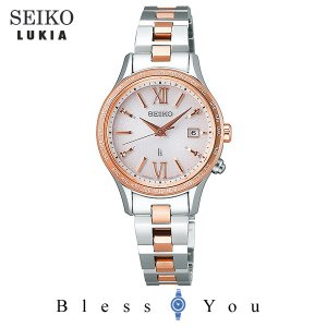 ポイント最大27倍 セイコー 腕時計 レディース ソーラー電波 ルキア SSVV036 58,0|blessyou