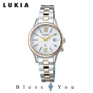 セイコー 腕時計 レディース 電波ソーラー ルキア SSVV042 58,0 2019v2 blessyou