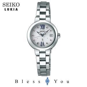 ポイント最大27倍 セイコー 腕時計 レディース ソーラー電波 ルキア SSVW135 53,0|blessyou