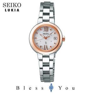 ポイント最大27倍 セイコー 腕時計 レディース ソーラー電波 ルキア SSVW138 56,0|blessyou