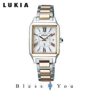 セイコー 腕時計 レディース 電波ソーラー ルキア SSVW160 56,0 2019v2 blessyou