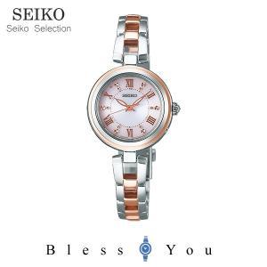 セイコー ソーラー電波 腕時計 レディース セイコーセレクション SWFH090 35,0|blessyou