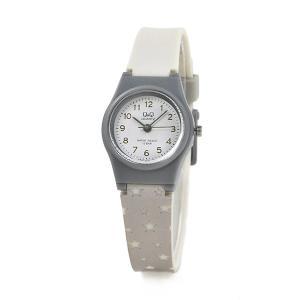 国内正規保証 ネコポス 配送 レディース キッズ ジュニア  腕時計 シチズン Q&Q チープシチズン 防水 ポイント消化 軽量 10気圧防水 VP47J036|blessyou