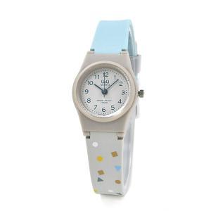 国内正規保証 ネコポス 配送 レディース キッズ ジュニア  腕時計 シチズン Q&Q チープシチズン 防水 ポイント消化 軽量 10気圧防水 VP47J037|blessyou