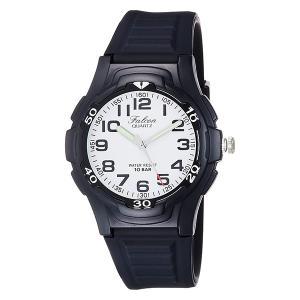 受験用 時計  シチズン Q&Q 腕時計 アナログ 防水 ウレタンベルト VP84J851 メンズ ホワイト 10気圧防水 ネコポス配送|blessyou