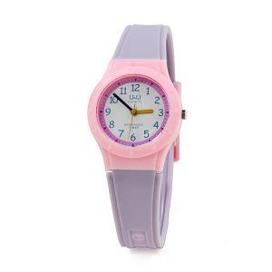 国内正規保証 ネコポス 配送 レディース キッズ ジュニア  腕時計 シチズン Q&Q チープシチズン 防水 ポイント消化 軽量 10気圧防水 VR75J002|blessyou