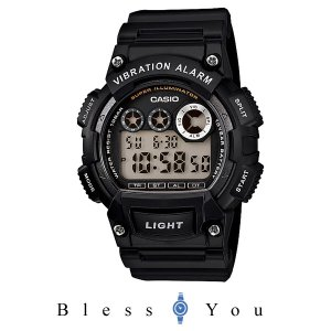 メンズ腕時計 カシオ 腕時計 メンズ スタンダード W-735H-1AJF 4000 小学生高学年〜大人まで blessyou