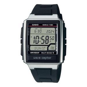 電波時計 カシオ CASIO 腕時計 ウェーブセプター WV-59J-1AJF メンズウォッチ|blessyou