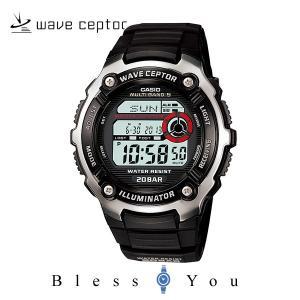 P10倍+14% メンズ 腕時計 ウェーブセプター  WV-M200-1AJF 電波|blessyou