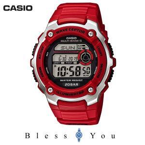 カシオ 電波 メンズ 腕時計 スポーツギア ウェーブセプター WV-M200-4AJF 7000 blessyou