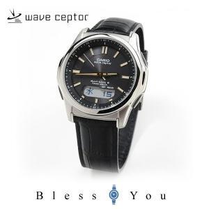 ソーラー 電波時計 ソーラー電波腕時計 メンズ カシオ ウェーブセプター WVA-M630L-1A2JF 20,0 ギフト|blessyou
