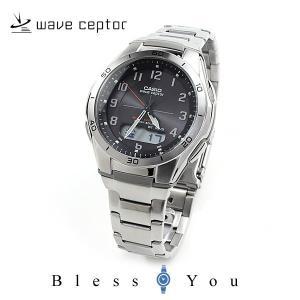 カシオ 電波ソーラー 腕時計 メンズ ウェーブセプター WVA-M640D-1A2JF メンズウォッチ 新品お取寄せ品|blessyou