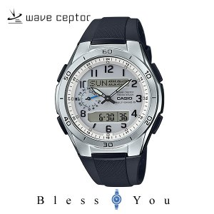 メンズ腕時計 カシオ ウェーブセプター 電波ソーラー メンズ 腕時計 WVA-M650-7AJF 18000 blessyou