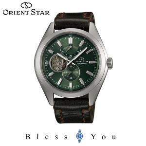 メンズ腕時計 オリエントスター 機械式 腕時計 メンズ コンテンポラリー ソメスサドルモデル WZ0121DK 78000|blessyou