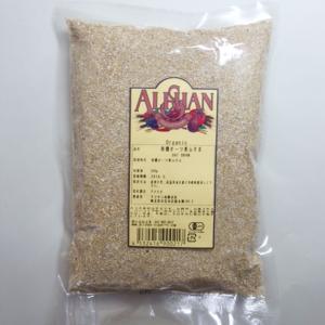 オーツ麦ふすま 500g アリサン alishan|blife