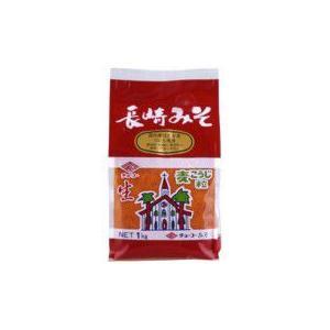 長崎麦みそ 1kg   チョーコー醤油