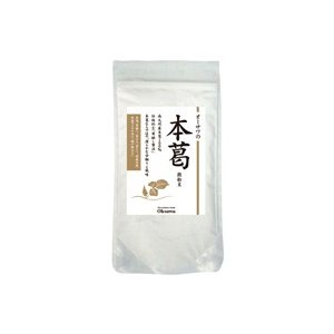 送料無料(メール便) オーサワの本葛(微粉末) 100g オーサワジャパン
