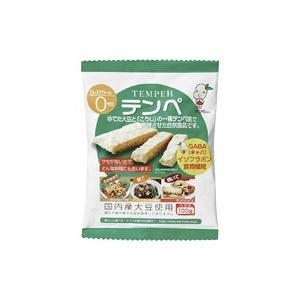 送料無料(メール便) テンペ(レトルト) 100g マルシン食品 オーサワジャパン