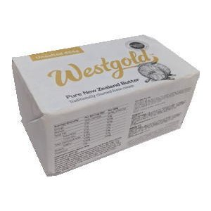 【あすつく】NZ産 グラスフェッドバター ウエストランド無塩ポンドバター 454g ムラカワ 関東送...
