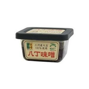 三河産大豆の八丁味噌 300g まるや|blife