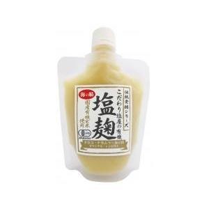 有機玄米塩麹 170g 海の精|blife