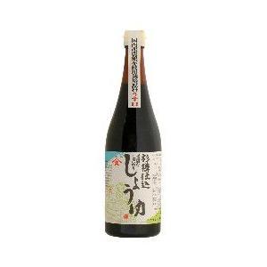 頑固・淡口醤油    720ml    ヤマヒサ|blife