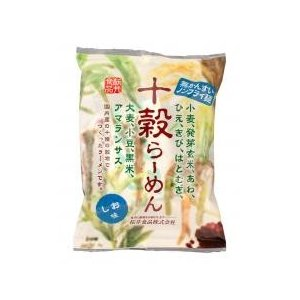 十穀らーめん・しお味 (ノンフライ) 87g 桜井
