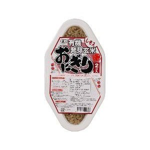有機発芽玄米おにぎり・しそ  90g×2  コジマ|blife