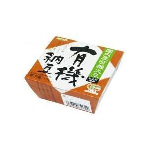 国産有機大豆使用・有機納豆 40g [冷蔵]|blife
