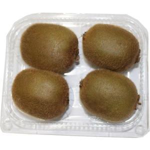 【ムソーの安心野菜】有機グリーンキウイ 4個 冷蔵|blife