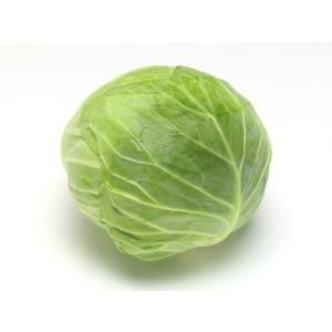 【ムソーの安心野菜】キャベツ 1玉(バラ) 冷蔵|blife