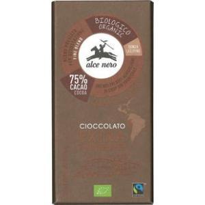 アルチェネロ 有機ダークチョコレート 100gの商品画像|ナビ