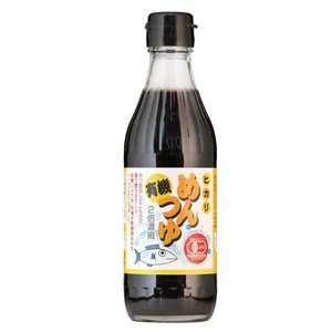 有機めんつゆ(光食品) 300ml 光食品|blife