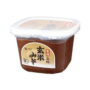 有機立科玄米みそ オーサワジャパン 750g×10個の商品画像|ナビ