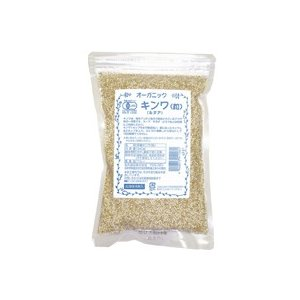 オーガニック キンワ(キヌア)粒 340g 桜井食品|blife