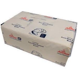 【あすつく】NZ産フォンテラ グラスフェッド無塩バター 5kg  関東送料765円