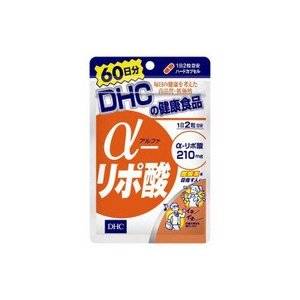 DHC α−リポ酸 60日分(120粒)(YMB-48)|blili