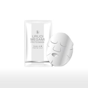 うるおい女神プロテオマスク (シートマスク)20mL×5枚入り|blili