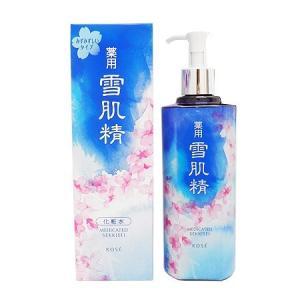 薬用 雪肌精 化粧水 500ml 限定 桜バージョン みずみずしいタイプ(fks) blili