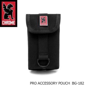 CHROME クローム ポーチ PRO ACCESSORY POUCH BG-182 BG182 国内正規品|blissshop