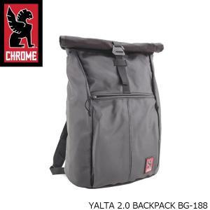 CHROME クローム バックパック BAGS YALTA 2.0 BG-188 ASPHALT HBT BLACK BG188|blissshop