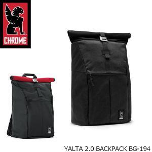 CHROME クローム バックパック BAGS YALTA 2.0 NYLON BG-194 BLACK INDIGO JAVA SEA BG194|blissshop
