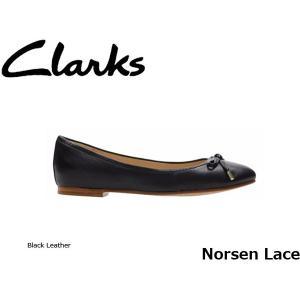 CLARKS クラークス パンプス レディース Grace Lily 26123052 Black Leather CLA26123052 国内正規品|blissshop