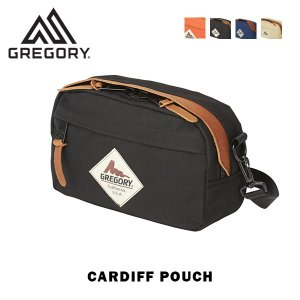 GREGORY グレゴリー ポーチ CARDIFE POUCH カーディフポーチ 650811768 650814852 650811847 650810647 650814632 2.5L GRE65081|blissshop