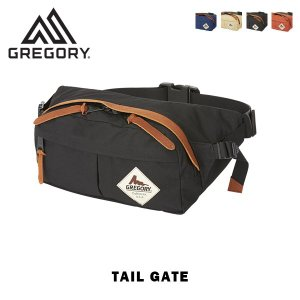 GREGORY グレゴリー ウエストバッグ TAIL GATE テールゲート 652521768 652524852 652521847 652520647 652524632 6L GRE65252|blissshop