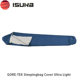 ISUKA イスカ 寝袋用 ゴアテックスシュラフカバーウルトラライト UL 2007 ネイビー ISU2007 blissshop